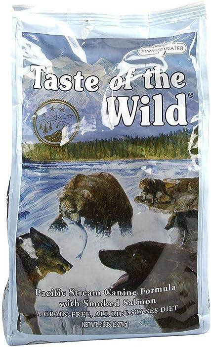 Taste of the Wild Pacific Stream Dog Food 5lb