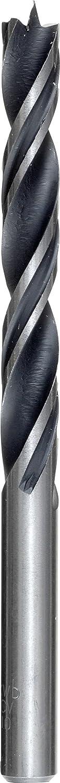 kwb Holzspiralbohrer Ø 16,0 mm 511476 (CV-Stahl, spezielle 2-Fasen Spiralform, Industriequalität) 5114-76