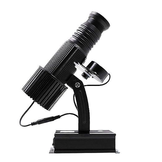WUZHENG GOBO Light Logo Proyector Light 25W LED GOBO Projector ...