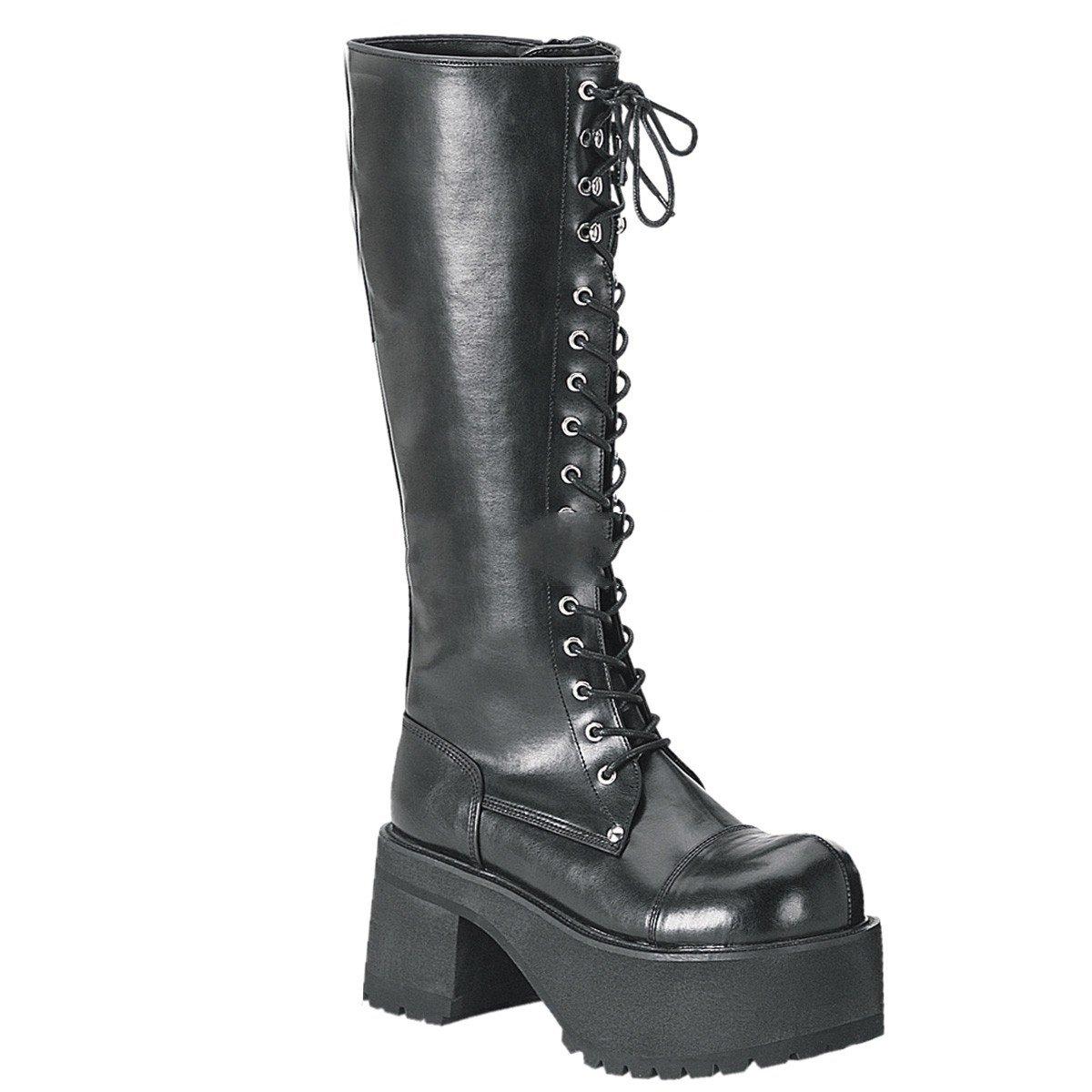 Demonia Demonia Demonia Ranger-302 - Gothic Industrial Unisex Plateau Stiefel Schuhe 36-43 9d75d1