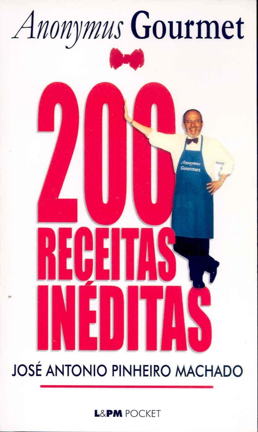 0b35bd50f68 200 receitas inéditas  390 - 9788525414304 - Livros na Amazon Brasil
