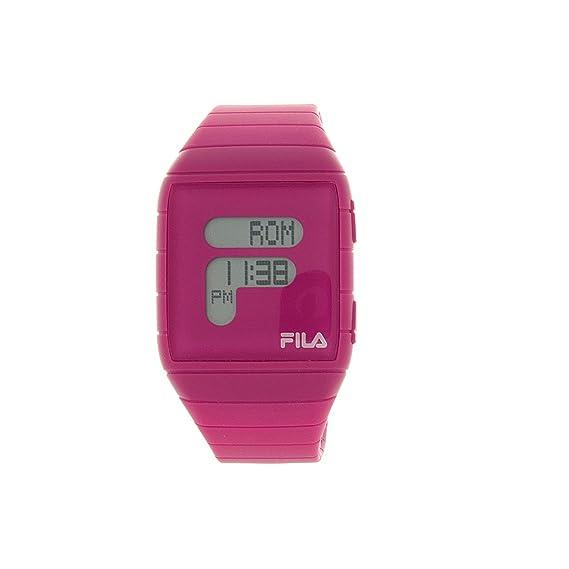 Fila Junior FL38015005 - Reloj de cuarzo, unisex, con correa de poliuretano, color