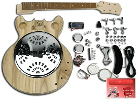 Kit de guitarra eléctrica – Electrifusión (resonador): Amazon.es ...
