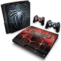 Skin Adesivo para PS3 Slim - Spider Man - Homem Aranha