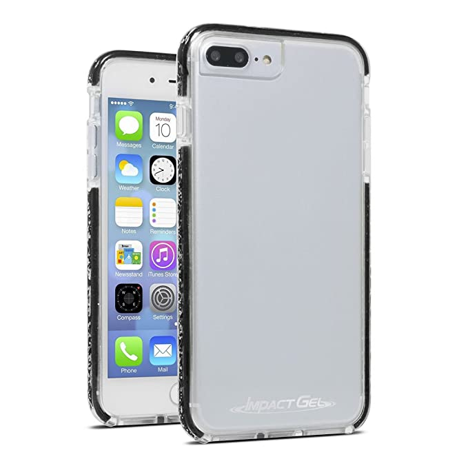 first rate 13689 de79f Amazon.com: Impact Gel Cell Phone Case for Apple iPhone 7 Plus ...