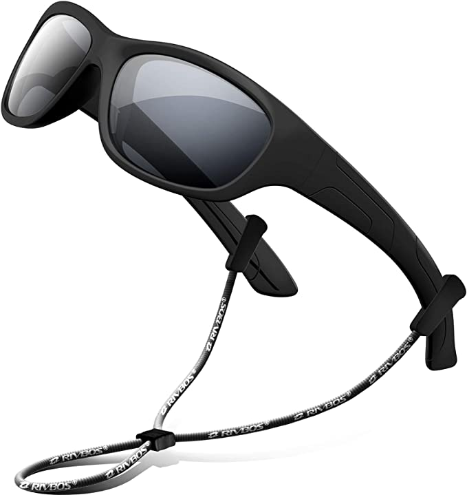 Super Cool Baby Kids Children Boys Girls Black Wayfare Sunglasses Age 1 to 3