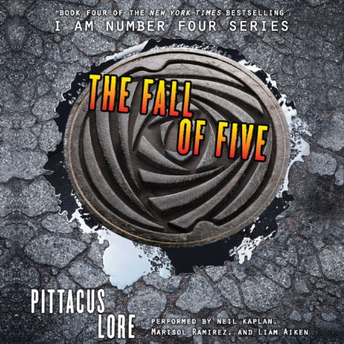 The Fall of Five: Lorien Legacies, Book 4 Audiobook [Free Download by Trial] thumbnail