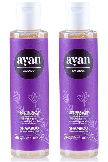 natural del Himalaya cosmético para piel seca y pelo ✓ Lavanda desde el Propio quemador ✓