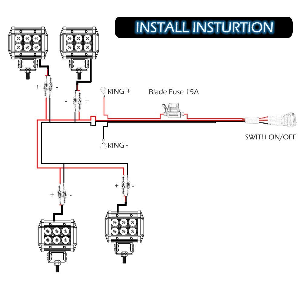 hid off road light wiring diagram - wiring diagrams schematics  wiring diagrams schematics - vanriet-advocaten.nl
