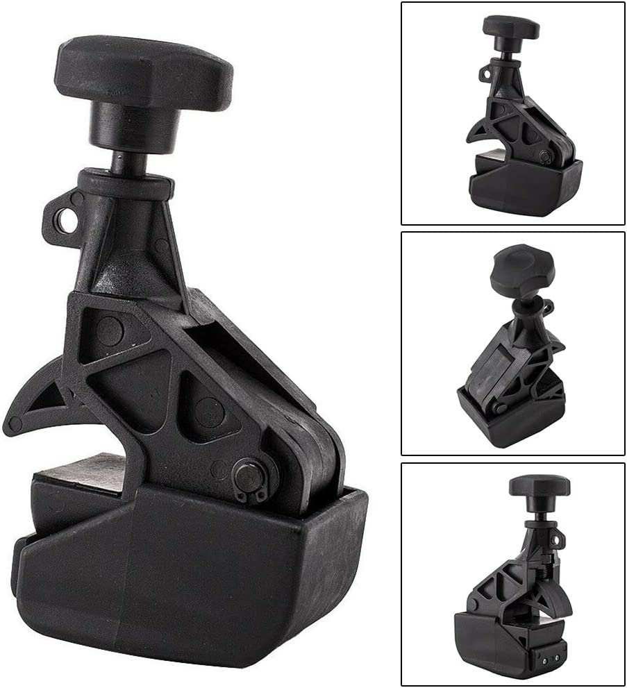 Dwigh Hand Auto Manual Tire Bead Breaker Changer Changing Rims Clamp Drop Center Tool Strong Toughness