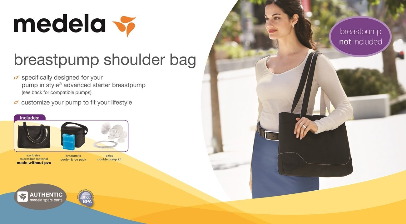 Cooler Bag NEW Medela breast pump In Style Advanced double