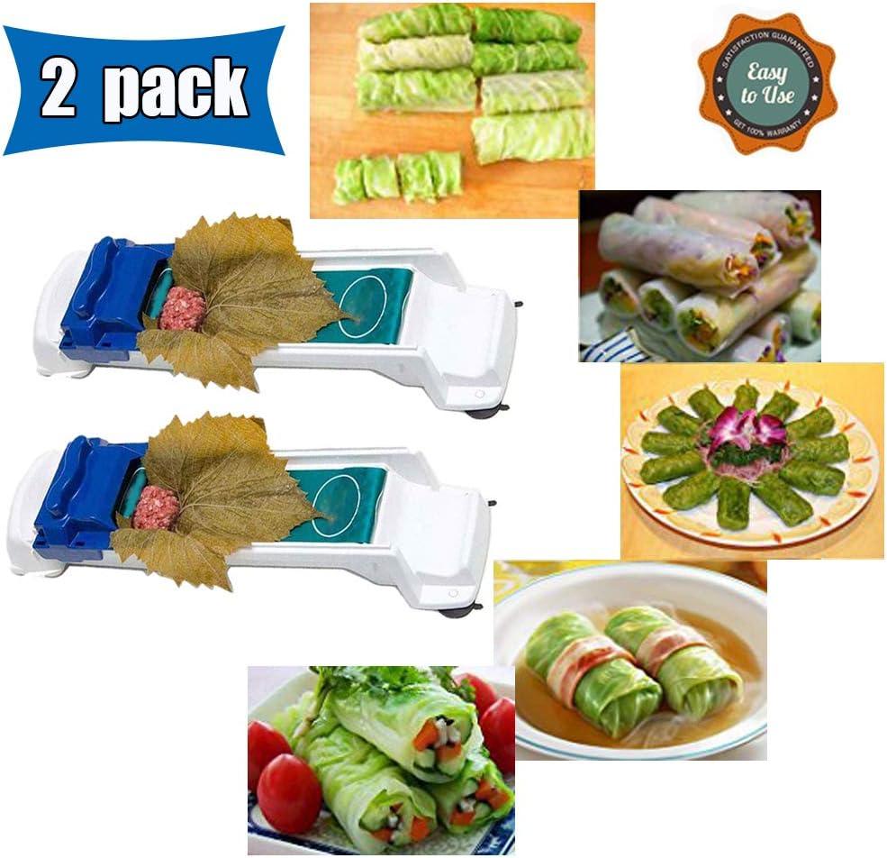 Dolma Sarma - Kit de máquina de sushi para hacer sushi de carne y ...