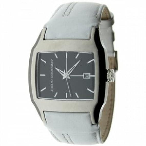 30bac2d96ddf Reloj Adolfo Domínguez Caballero 62054  Amazon.es  Relojes