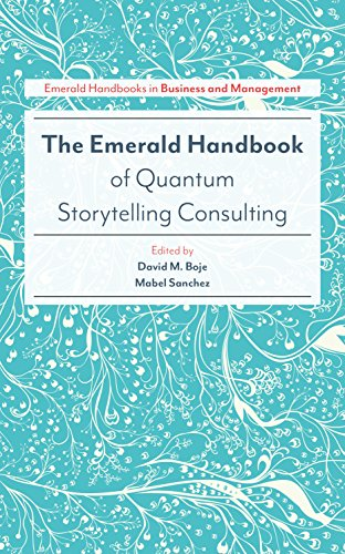 The Emerald Handbook of Quantum Storytelling Consulting (English Edition)