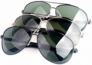 YL Anti-ultravioleta Gafas de Sol Polarizado Espejo Pesca Gafas Gafas de Sol Conductor Ojos Hombres Al Aire Libre Escalada,UN,Convencional
