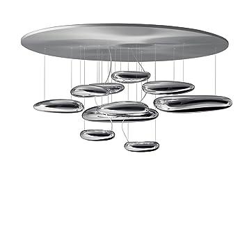 Mercury Deckenleuchte LED - Ø 110 cm - Artemide: Amazon.de: Küche ...