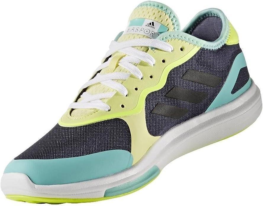 Adidas Originals Mccartney Yvori Mujer Zapatillas Deportivas Azul Marino/Menta/Amarillo 40 EU: Amazon.es: Zapatos y complementos