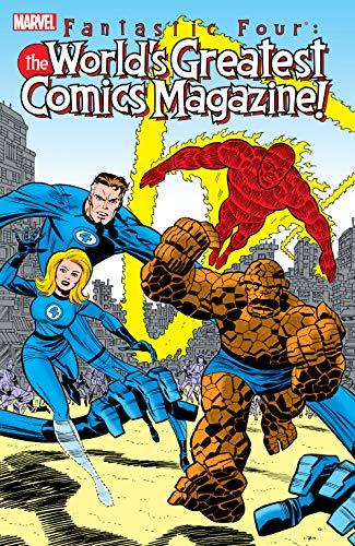 Fantastic Four: The World's Greatest Comics Magazine (Fantastic Four: The World's Greatest Comics Magazine (2001-2002))