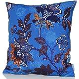 Sunburst Outdoor Living 45cm x 45cm ORIENT Federa decorativa per cuscini per divano, letto, sofà o da esterni - Solo federa, no interno