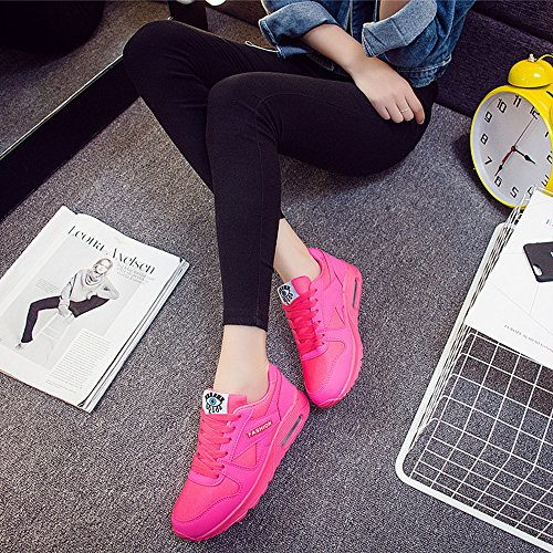 Fitness Schnür Peggie House Rose Laufschuhe Kinder Herren Damen Turnschuhe Sport Sneaker Pink Unisex xazYqZawO