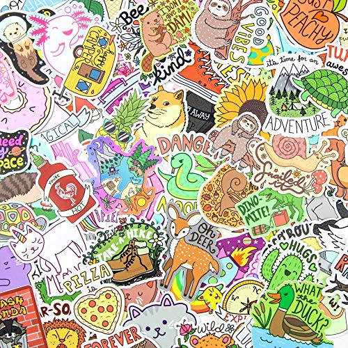 (Funny Vinyl Stickers, Mystery Grab Bag, Random Assortment, Laptop Stickers, Car Decals, Multiples, Back to School, Planner Stickers, Gift Bag, Party Favors, Blind Box)