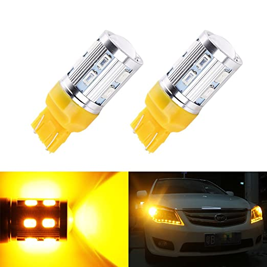 33 opinioni per S&D Lampadine a LED 12 SMD Cree XPE posteriori per freni dell'auto, da 12V
