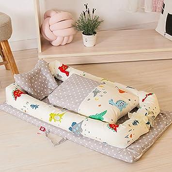 Amazon.com: Cojín para bebé para cama, para recién nacido ...