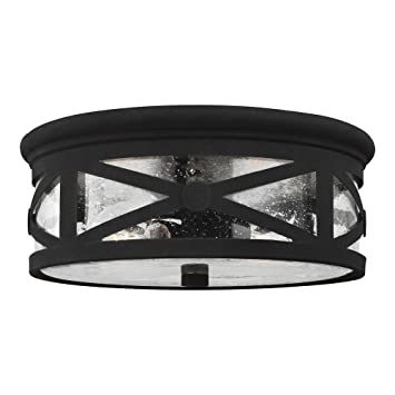 Sea gull lighting 7821402 12 lakeview two light outdoor flush mount sea gull lighting 7821402 12 lakeview two light outdoor flush mount ceiling light with workwithnaturefo