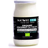 Nature Diet - Aceite de coco virgen bio