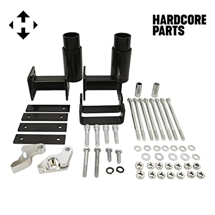 Smart Parts EZ GO Golf Cart Lift Kit High Performance Heavy Duty Grade 50 Steel 1980 1981 1982 1983 1984 1985 1986 1987 1988 1989 1990 1991 1992 1993