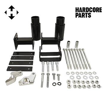 Smart Parts EZ GO EZ GO Golf Cart Lift Kit High Performance Heavy Duty Grade 50 Steel 1980 1981 1982 1983 1984 1985 1986 1987 1988 1989 1990 1991 1992