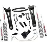 Rough Country - 539.20 - 6-inch Radius Arm Suspension Lift Kit w/ Premium N2.0 Shocks for Ford: 08-10 F250 Super Duty 4WD, 08-10 F350 Super Duty 4WD