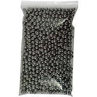 Pallini softair in acciaio al carbonio di alta qualità da 6mm munizioni, diverse quantità