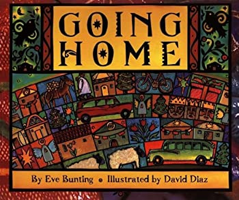 Going Home (Trophy Picture Books) 0060262966 Book Cover