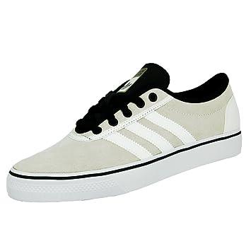 adidas Originals ADI EASE 2 Zapatillas Sneakers Cuero Gamuza Beige para Hombre: Amazon.es: Deportes y aire libre