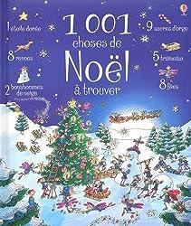 1001 CHOSES DE NOEL A TROUVER