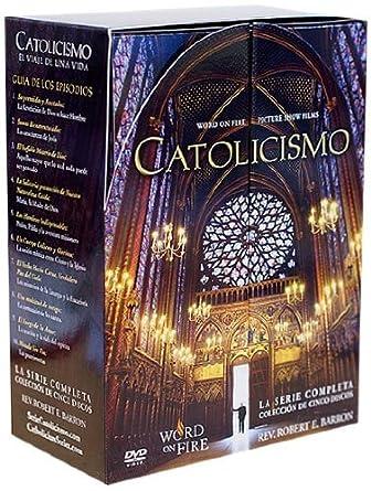 Catolicismo La Serie Completa (Coleccion de Cinco Discos) by Bishop Robert Barron