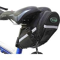 Bolsa de Sillín para Bicicleta,GYOYO Bicicletas Bolsa, Alforjas, Mochilas para Sillin, Ciclismo para bicicleta Tija bolsa del bolso