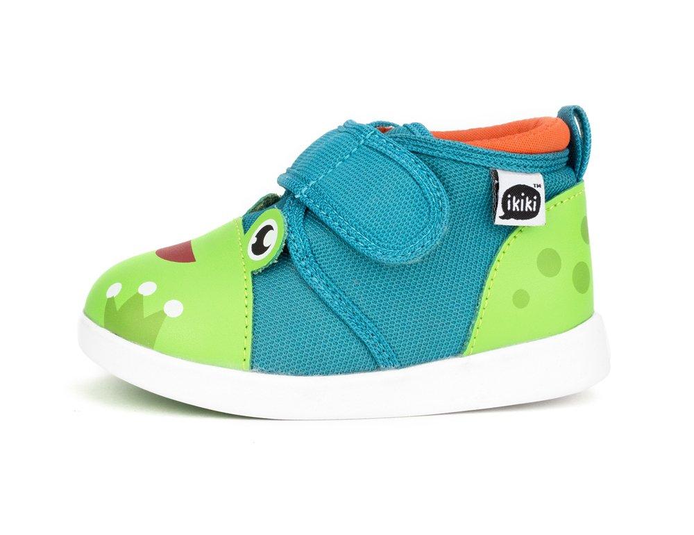 ikiki Squeaky Shoes for Toddlers w/Adjustable Squeaker (4, Prince Kairu) by ikiki (Image #5)