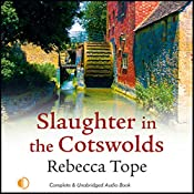 Slaughter in the Cotswolds | Rebecca Tope
