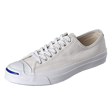 Converse Jack Purcell Signature Leather Ox - White - 8  Amazon.co.uk  Shoes    Bags 3b3adce10