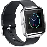 GinCoband Fitbit Blaze Bands Replacement for Fitbit Blaze Smart Watch No Tracker 8 Color Large Small Women