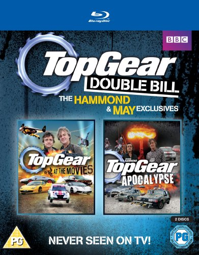 Top Gear Double Bill Hammond & May Specials [Blu-ray]