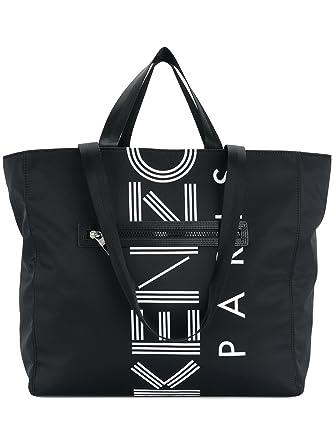 1b3566ad262 Amazon.com   Kenzo Women's F855sf219f2499 Black Polyamide Tote   Gym ...