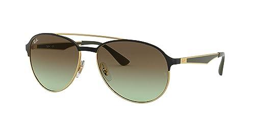 Amazon.com: Ray-Ban 0rj9548sn Aviator - Gafas de sol para ...