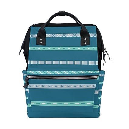 Bolsa de pañales para mamá, bolsa de pañales de mayor capacidad, diseño de zapatos