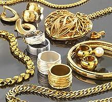 Wenko Diamond Clean Gold Silber Reinigungsbad Amazon Co Uk Kitchen Home