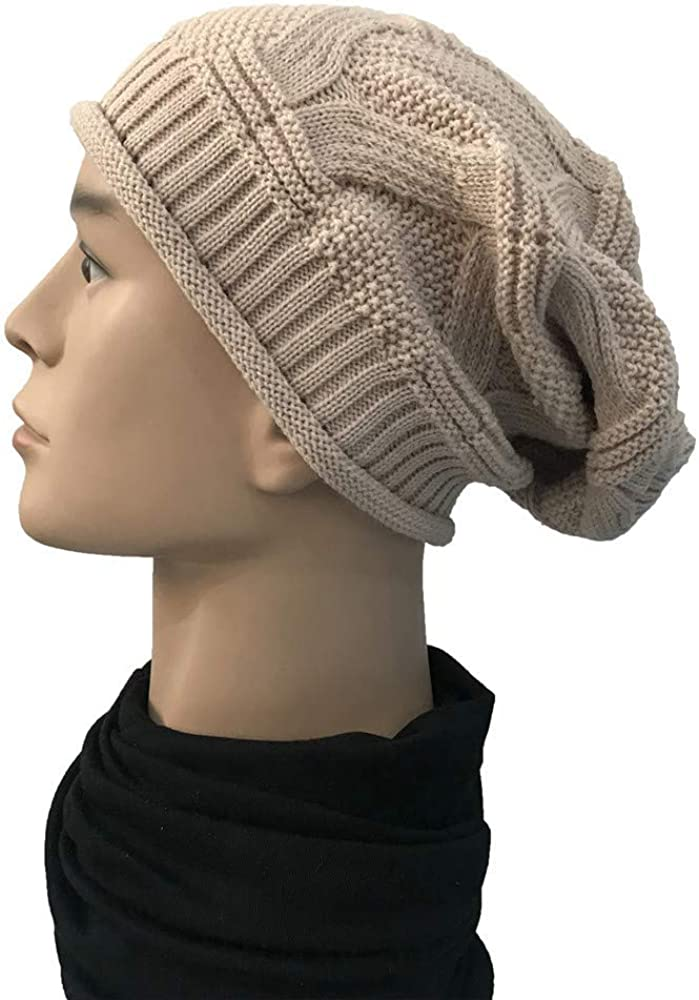 Mans Women Beanie Hats Vintage Slouch Hat Unisex