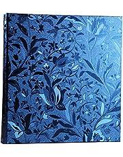 Frame Cover Photo Album 600 Pockets Holds 4x6 Photos Sapphire