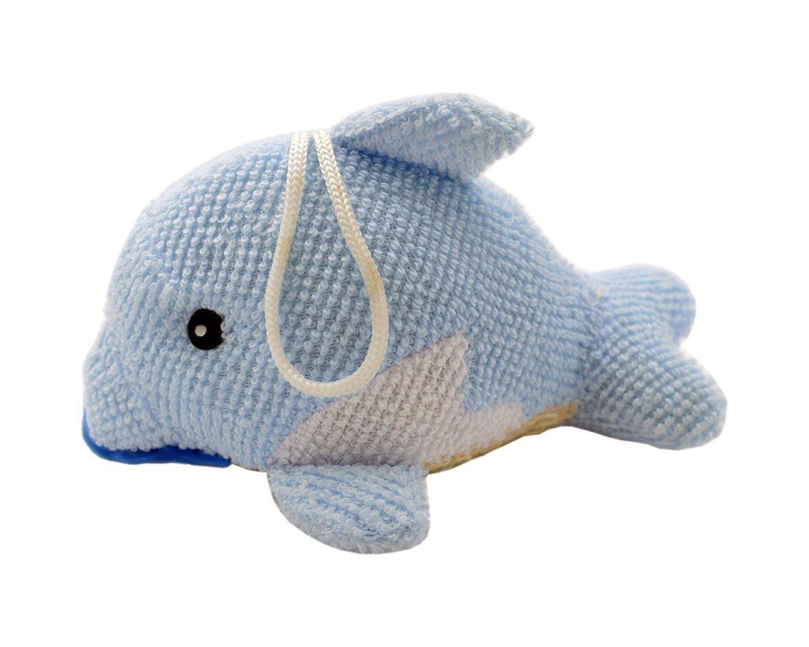 MAGNUM Bath Sponge Toy for Children (penguin) DSB Ltd.